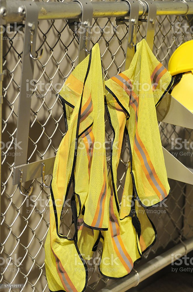 Safety Gear royalty-free stock photo