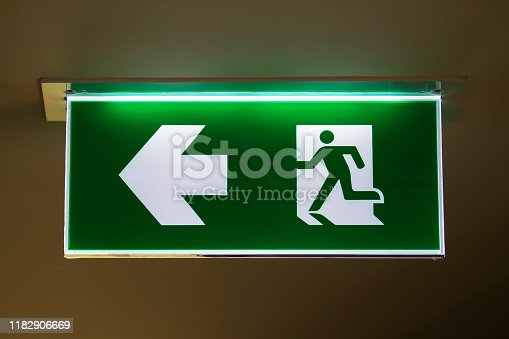 istock safety green sign symbol 1182906669