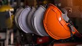 istock Safety helmet. 858261004