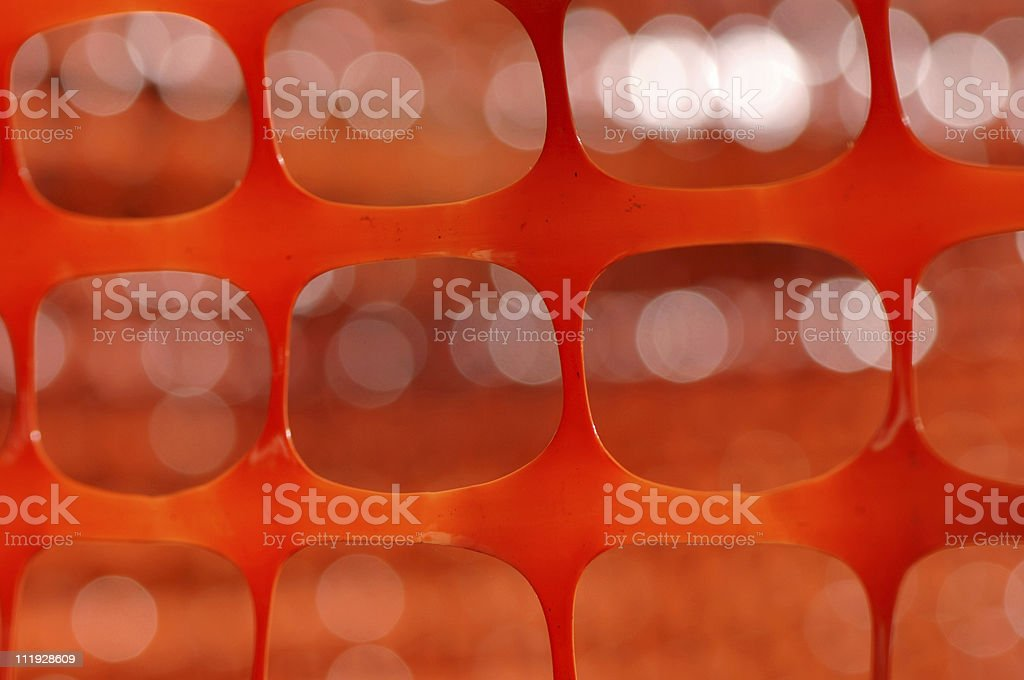 Safety Mesh Background royalty-free stock photo