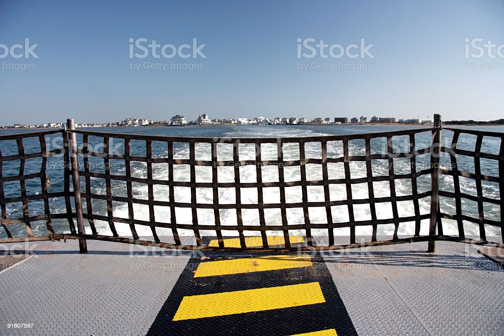 Safety Netting stock photo