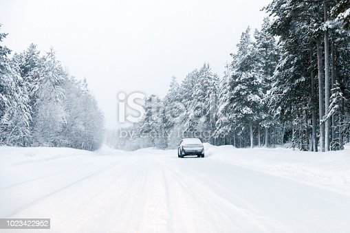 Safety on the winter road