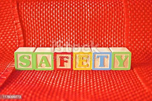 istock Safety 1179399773