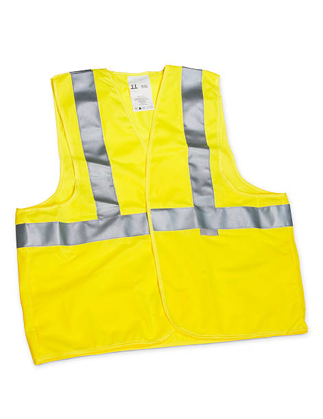 Safety vest Safety vest with path.More object images: reflective clothing stock pictures, royalty-free photos & images