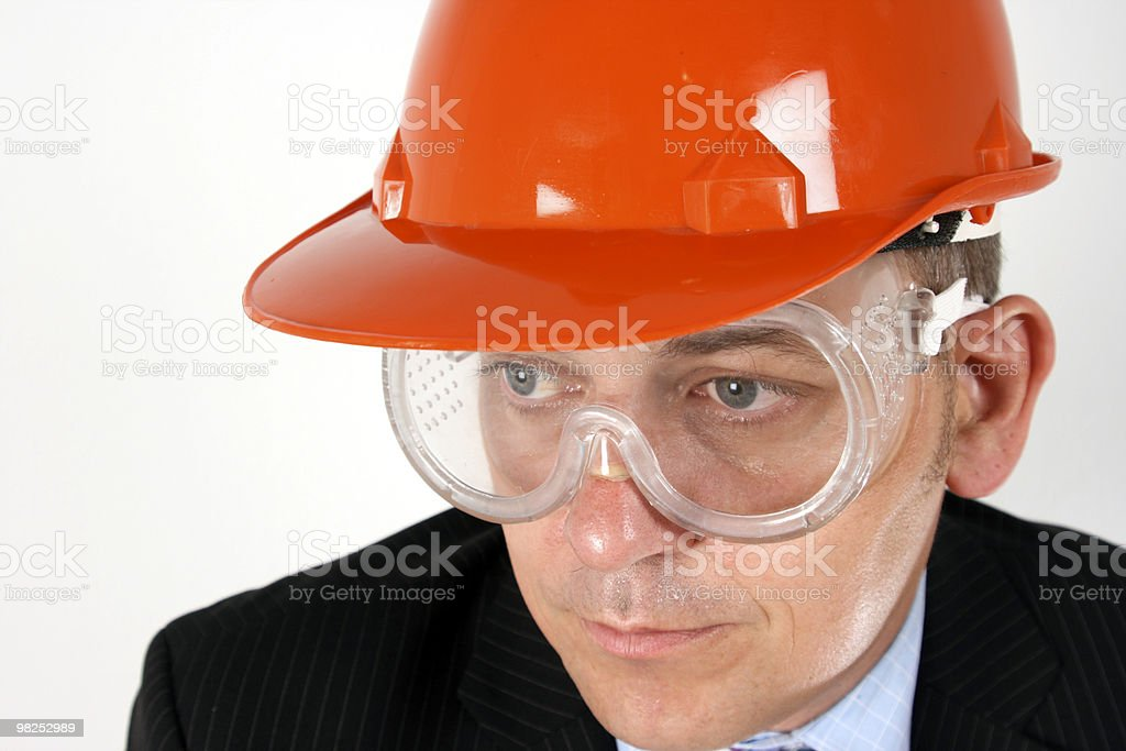 Safety Wear royalty-free stock photo