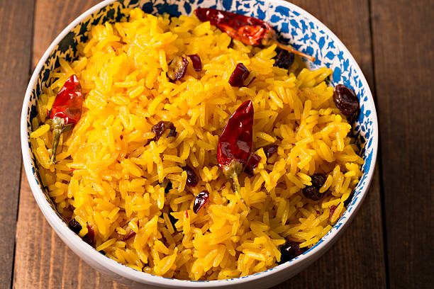 893 Saffron Rice Stock Photos Pictures Royalty Free Images Istock