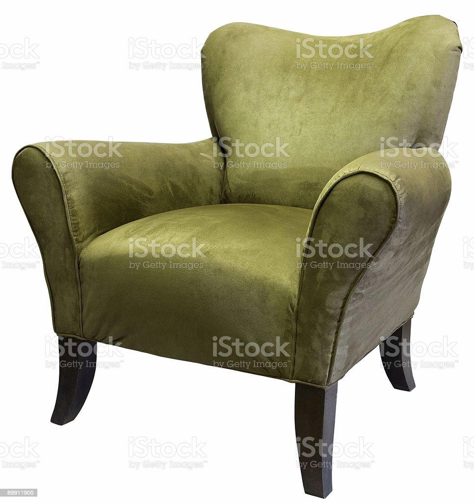 Sage с креслом Стоковые фото Стоковая фотография