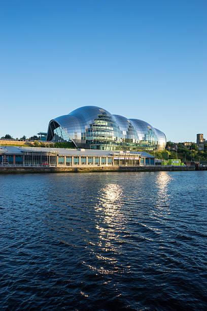 Sage Gateshead stock photo