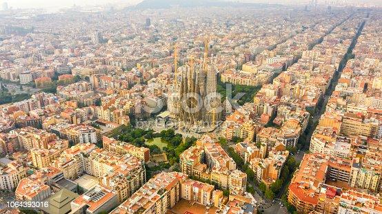 istock Sagrada Familia Barcelona Spain 1064393016