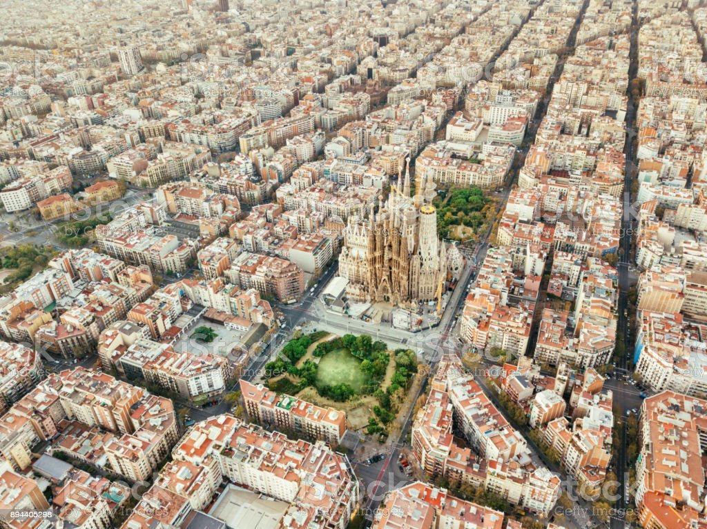 Sagrada Familia in Barcelona – Foto