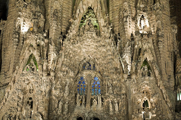 Sagrada Famiglia  famiglia stock pictures, royalty-free photos & images