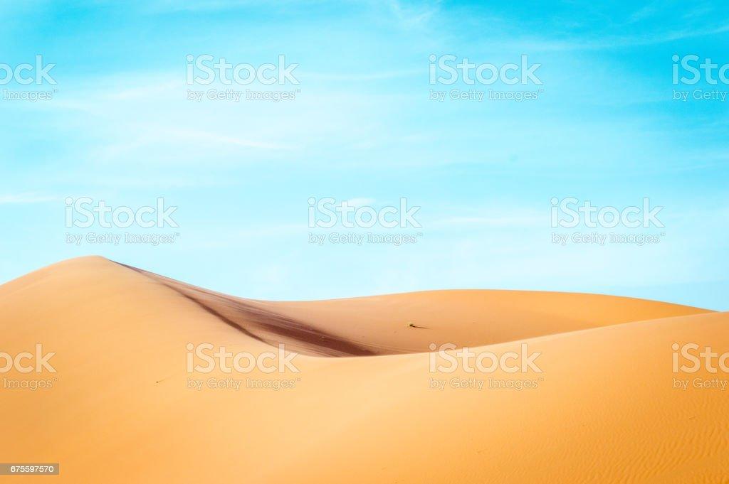 Sahara Desert 2 photo libre de droits