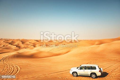 istock sahara desert landscape aerial view 530200745