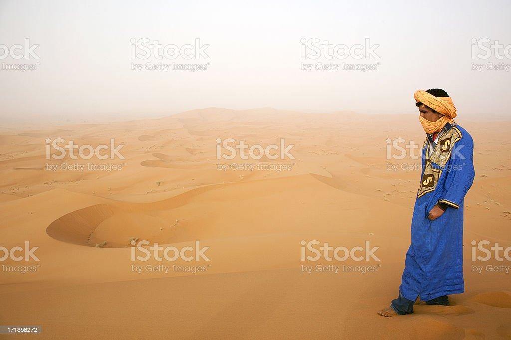 Sahara Desert, Morocco stock photo