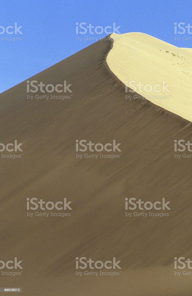 Sahara dune Стоковые фото Стоковая фотография