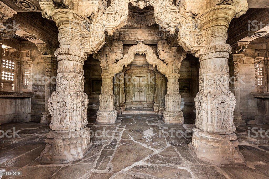 Photo libre de droit de Sahastra Bahu Temples De Nagda ...