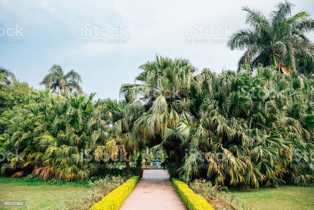 Saheliyon Ki Bari (Garden Of The Maidens) In Udaipur, India Royalty Free