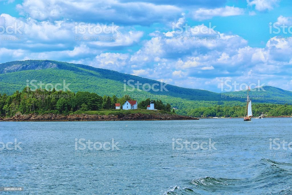 Sail away with me royalty-free stock photo