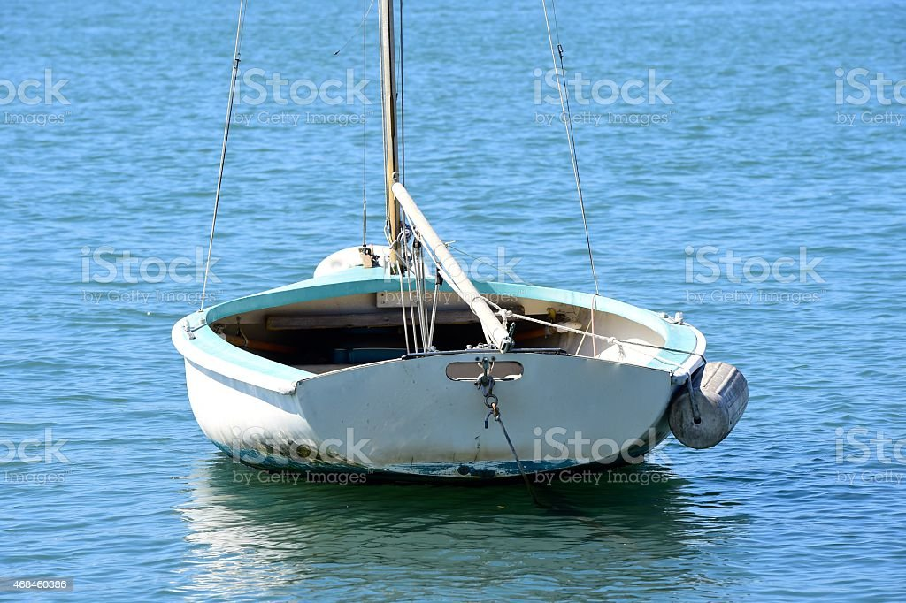 Sail Boat stock photo