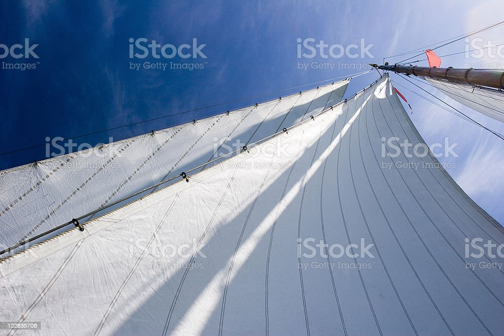 sail on! stock photo