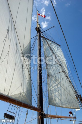 Sail Stock Photo & More Pictures of Blue