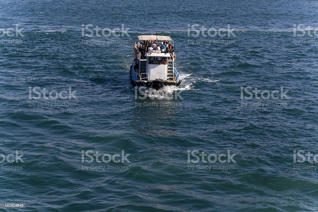 Sailboat, stock photo