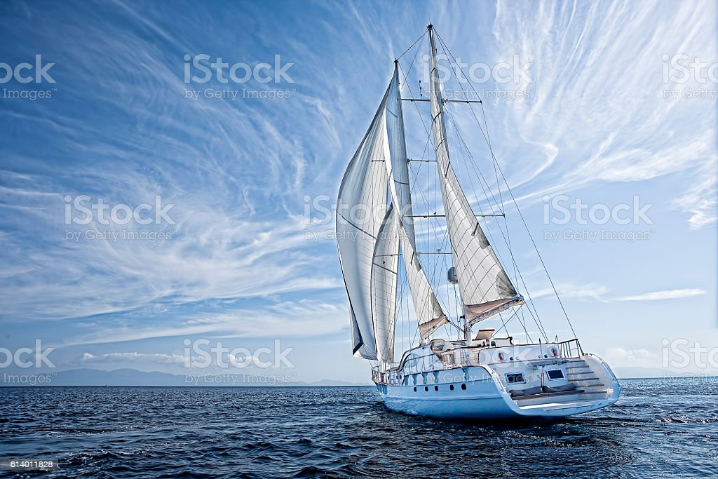 Segelschiff  – Foto