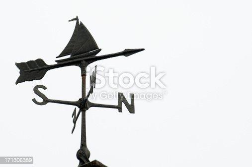 istock Sailboat Weathervane 171306389
