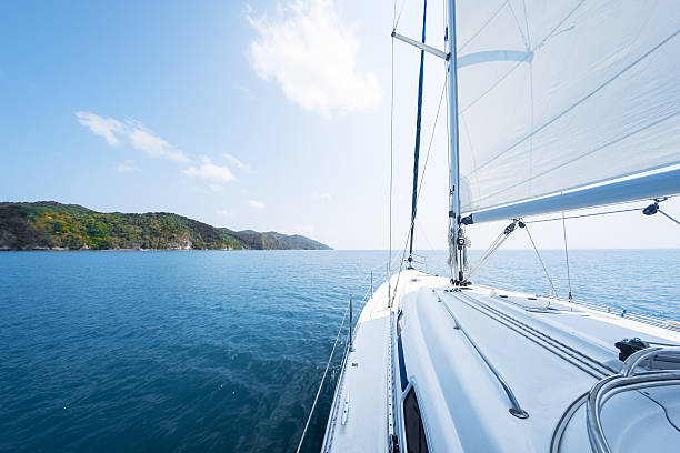 sailing boat - hull stock pictures, royalty-free photos & images