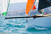 """""""sailboats sailing under canvas, spinnakers setCHECK OTHER SIMILAR IMAGES IN MY PORTFOLIO...."""""""