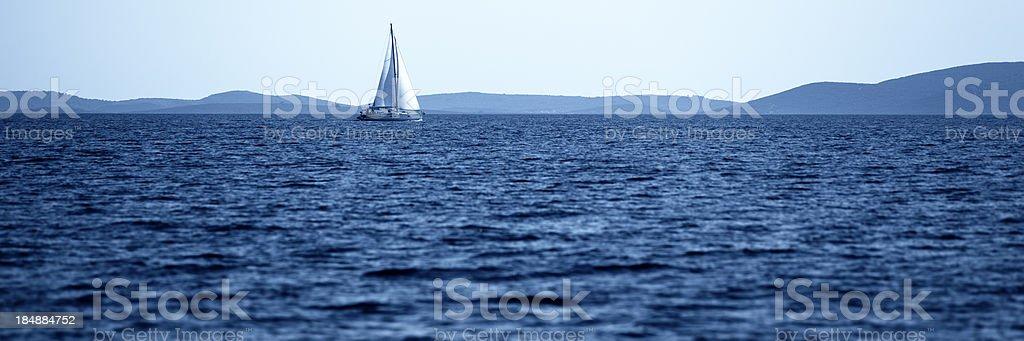 sailing dream royalty-free stock photo
