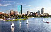 istock Sailing in Boston 469769544