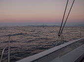 Sailing in Cape Town