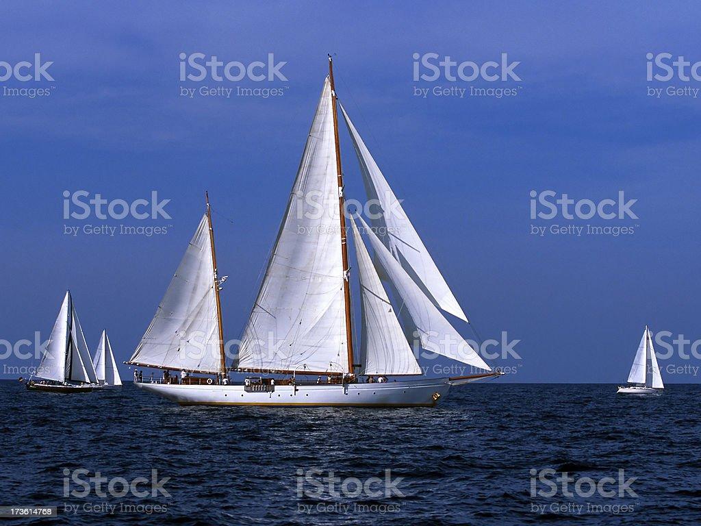 sailing yacht regatta phuket thailand