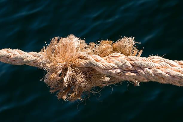 segeln seil - spleißen stock-fotos und bilder