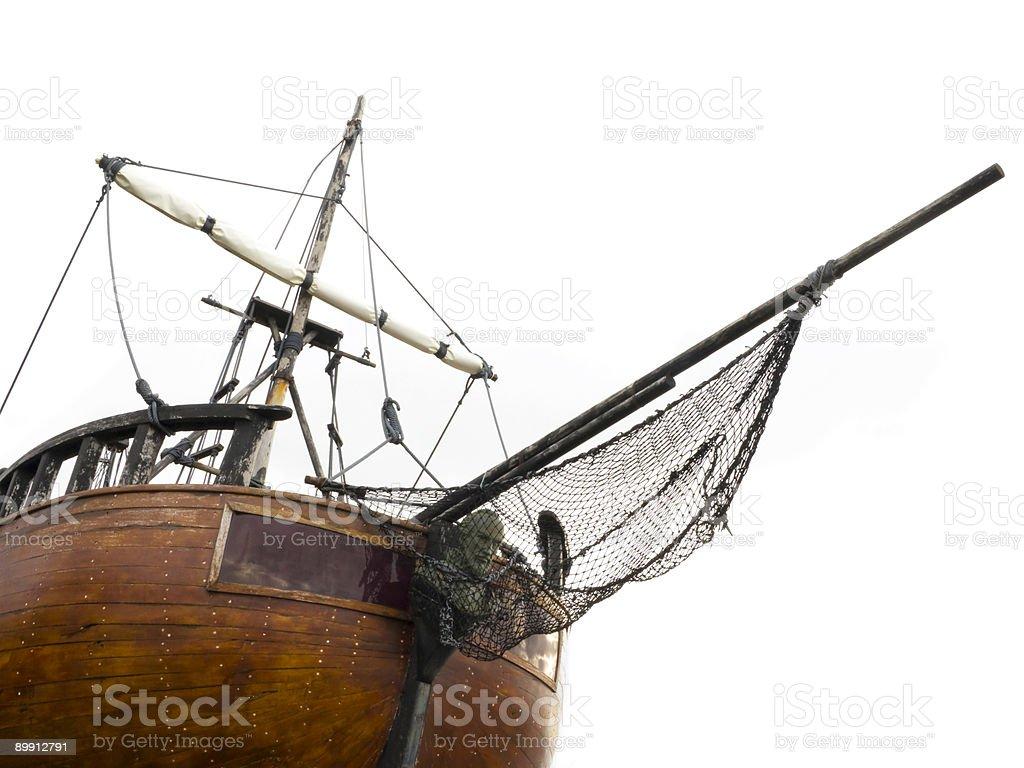 Парусное судно Стоковые фото Стоковая фотография