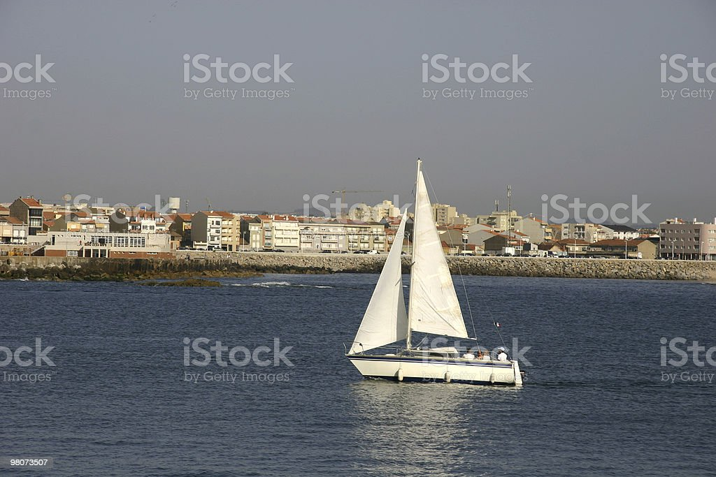 Sailing Ship royalty-free stock photo