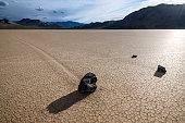 Racetrack Playa in Death Valley National Park, California