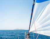 istock Sailing towards the promised land 170045023