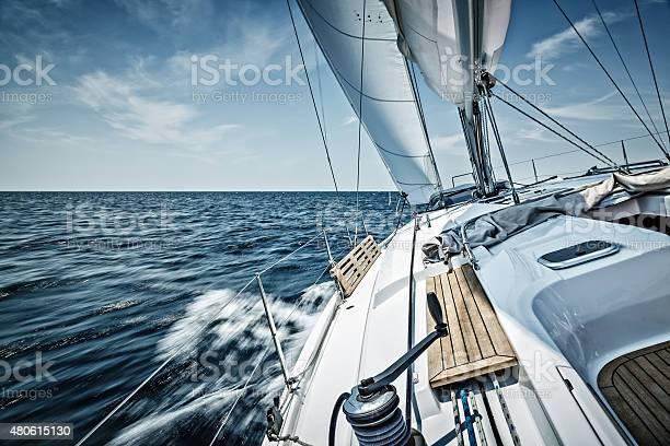 Photo of Sailing with sailboat
