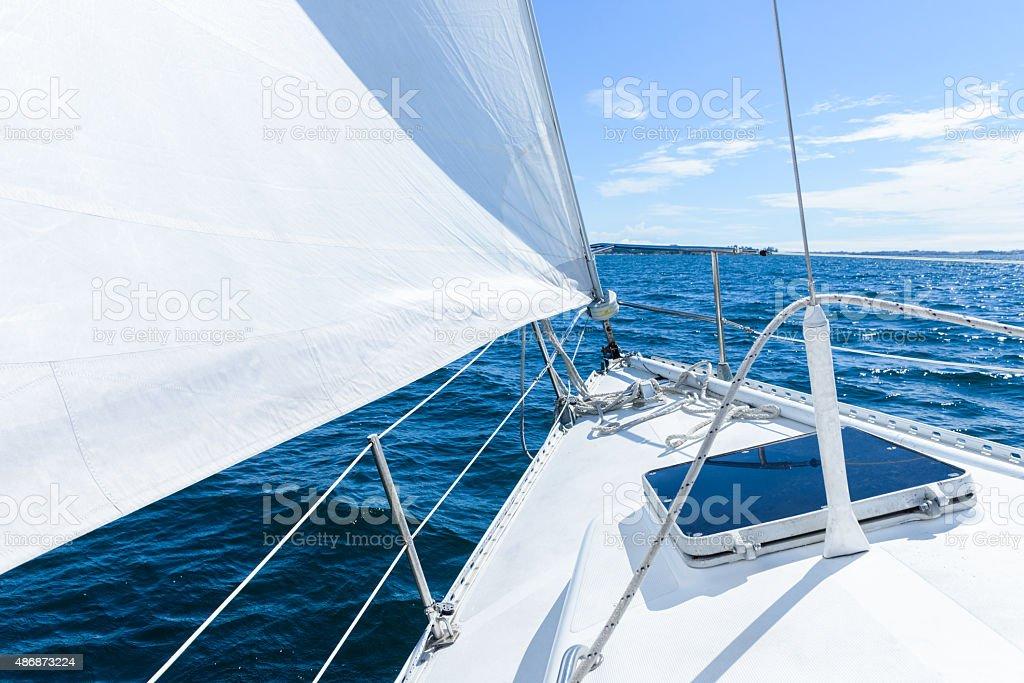 yacht Segeln – Foto