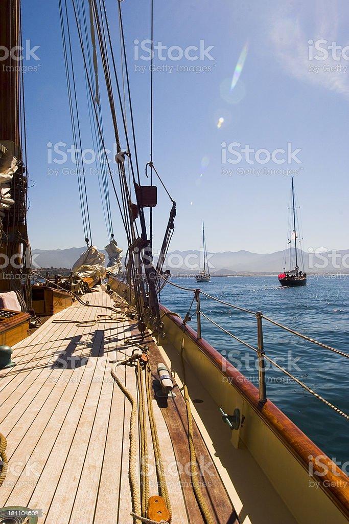 sailing8 stock photo