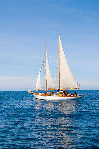 Sailing9 stock photo
