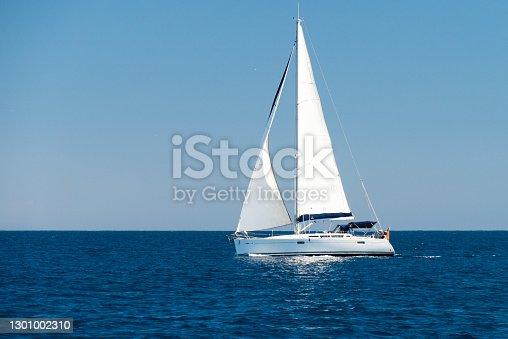 istock sailingboat 1301002310