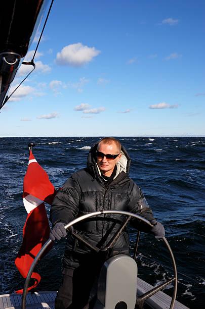 sailor - segelhandschuhe stock-fotos und bilder