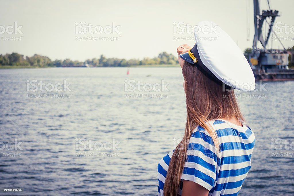 Sailor royalty-free stock photo