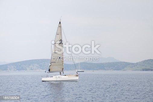 1011210354istockphoto Sailor repairing on sail 185256304