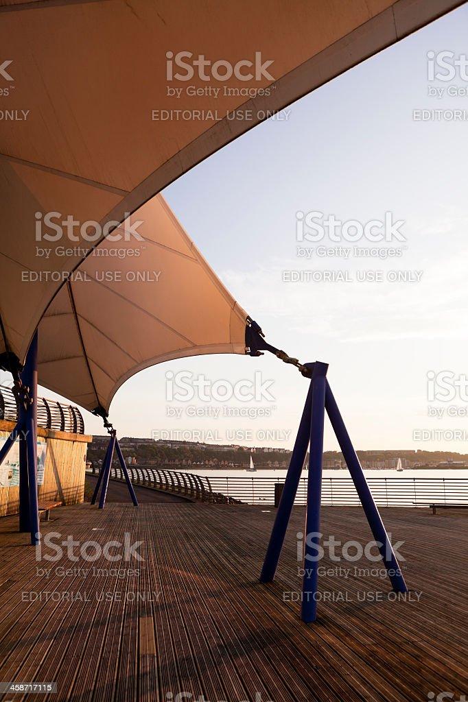 Sails stock photo