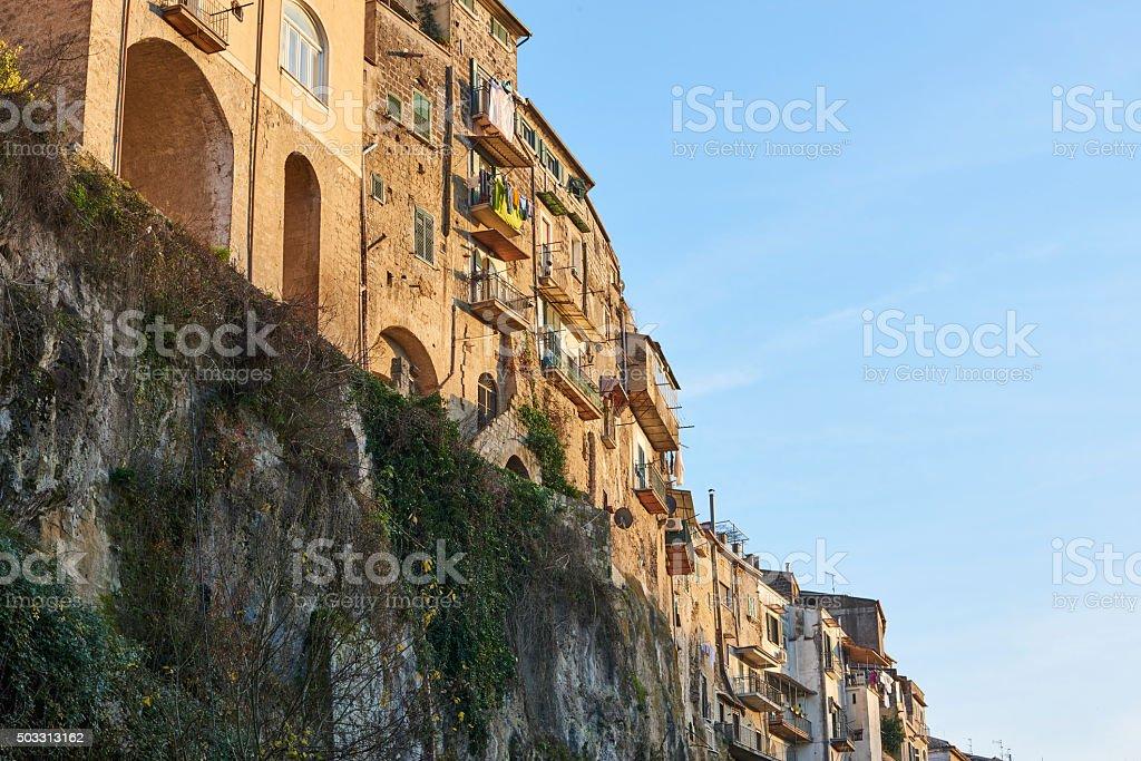 Sant'Agata dei Goti - foto stock