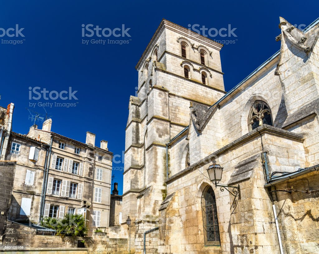 Eglise Saint-André à Angouleme, France - Photo